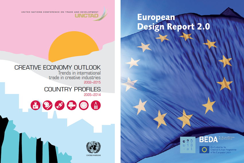 Industrie culturali e creative: i dati di Fondazione Symbola in due report europei