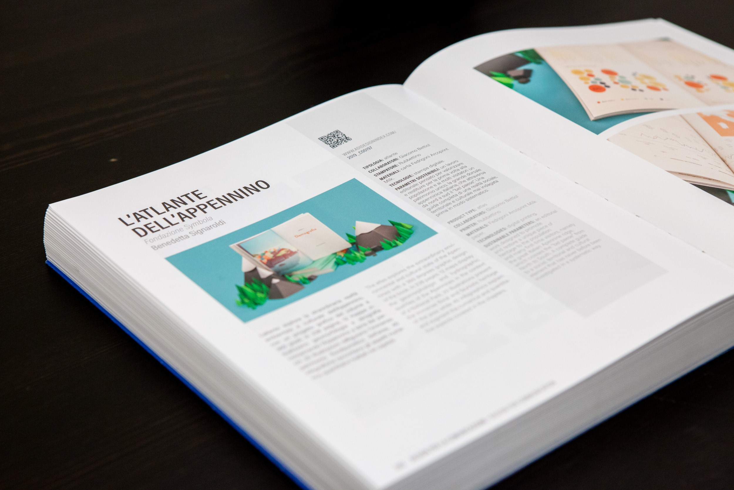 L'Atlante dell'Appennino nell'ADI Design Index