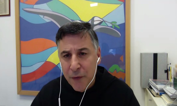 Padre Enzo Fortunato