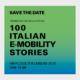 """DIRETTA STREAMING – Presentazione ricerca """"100 Italian E-mobility Stories 2020"""""""