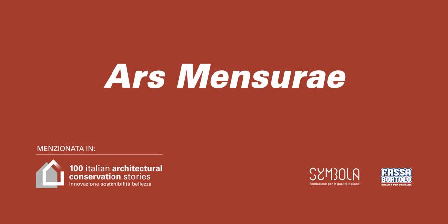Ars Mensurae