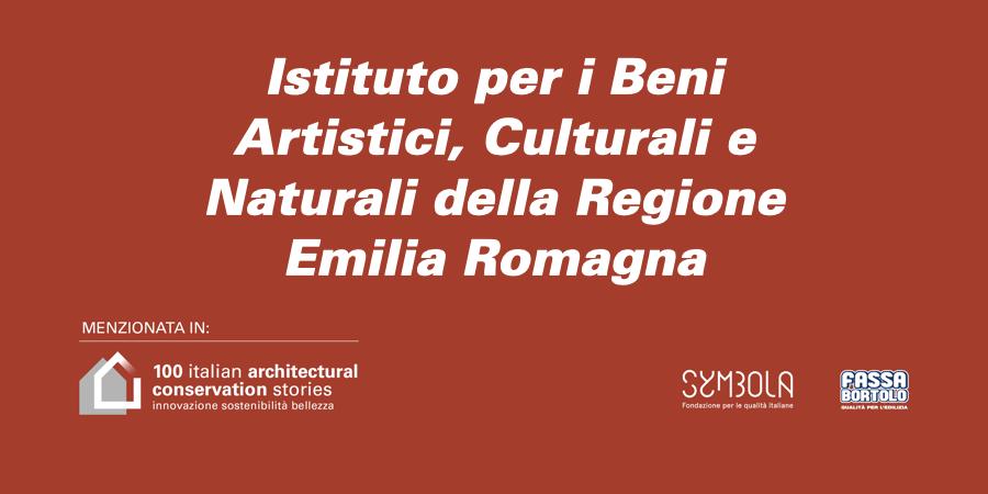 Istituto per i Beni Artistici, Culturali e Naturali della Regione Emilia Romagna