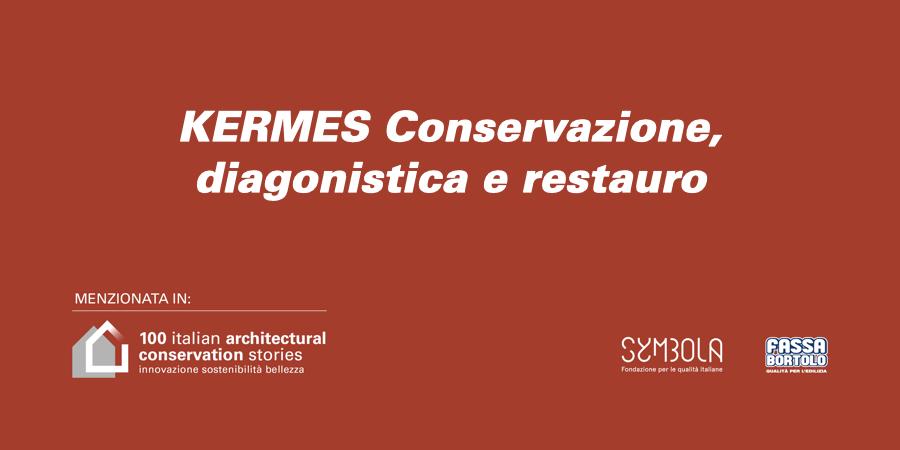 KERMES   Conservazione, diagonistica e restauro