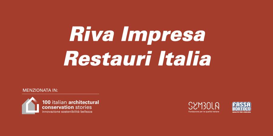 Riva Impresa Restauri Italia
