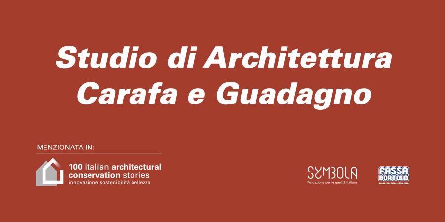Studio di Architettura Carafa e Guadagno