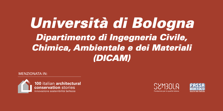Università di Bologna   Dipartimento di Ingegneria Civile, Chimica, Ambientale e dei Materiali (DICAM)