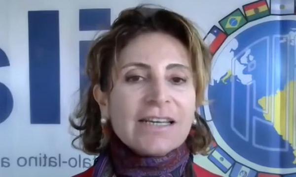 ANTONELLA CAVALLARI, Segretario Generale IILA