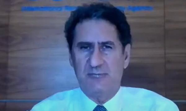 FRANCESCO LA CAMERA, Direttore Generale dell'Irena
