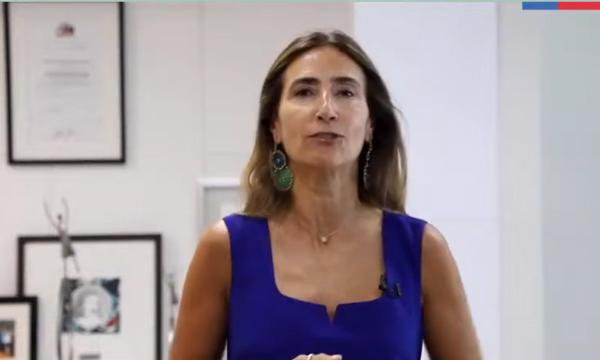 video CAROLINA SCHMIDT ZALDÍVAR
