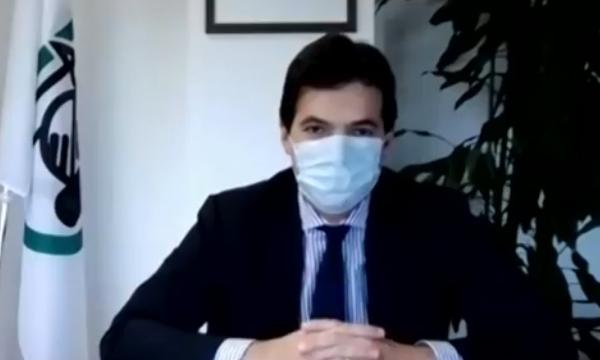 FRANCESCO ACQUAROLI, Presidente Regione Marche