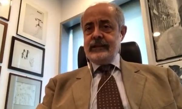 ANTONIO CALABRÒ, Direttore Fondazione Pirelli