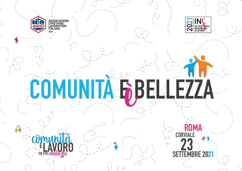 Incontro Nazionale di Studi delle Acli a Roma dal 23 al 25 settembre
